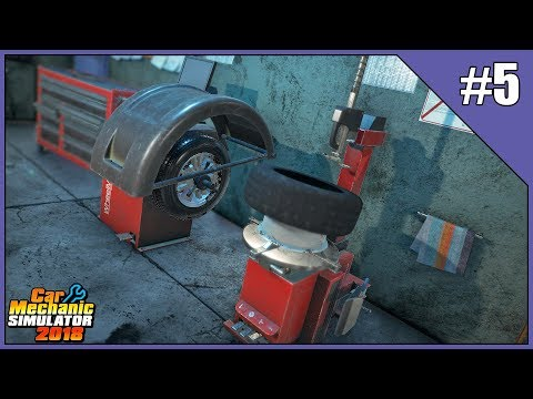 Car Mechanic Career #5 – Car Mechanic Simulator 2018