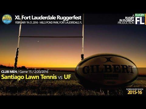 15 Santiago Lawn Tennis vs UF