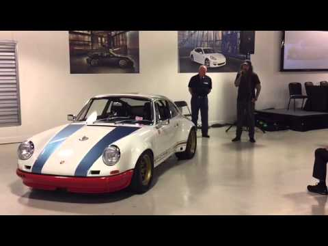 Magnus Walker Event At Porsche Of The Village With The Ingram Collection