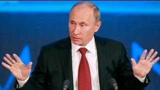 Putin'den ABD'ye sert tepki
