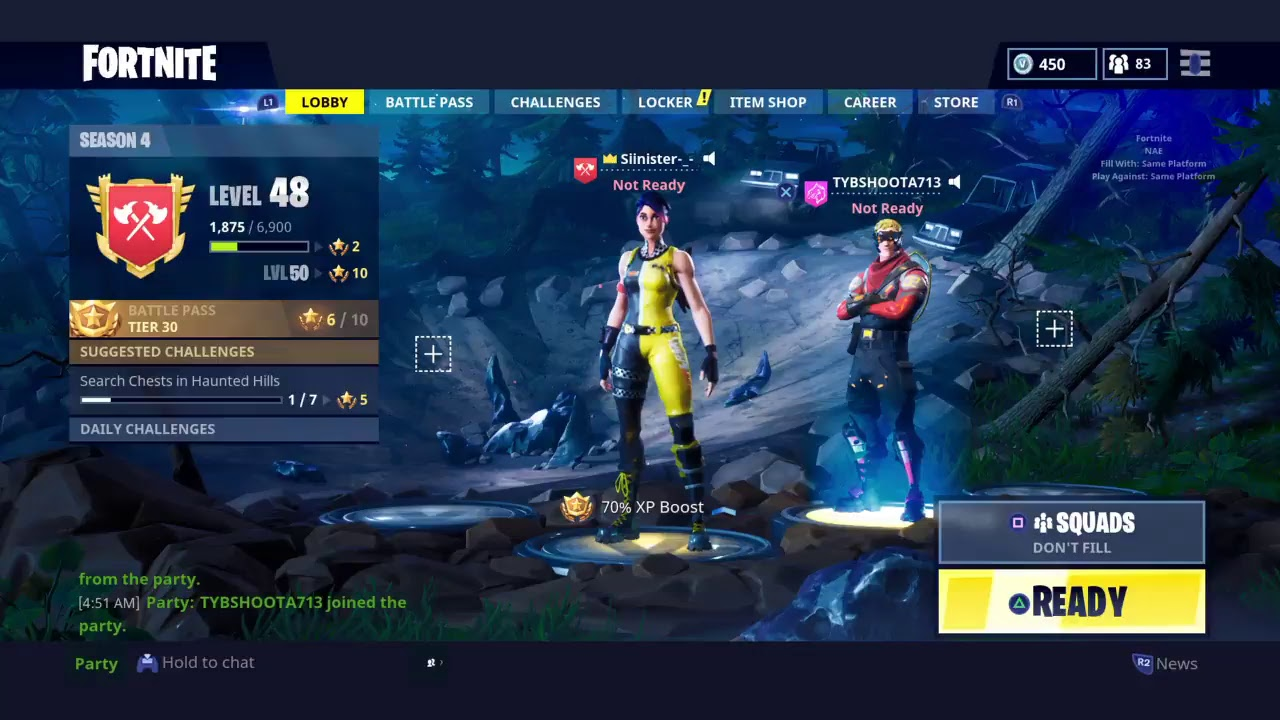Fortnite LiveStream (Fast Console Builder) Road to 1.5k Subs ...