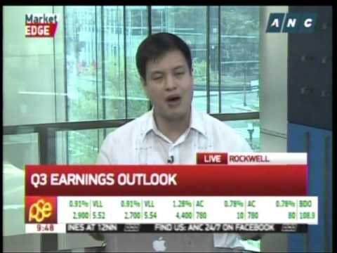 Analyst shares stock tips as firms report Q3 earnings