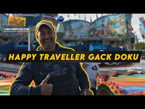 Happy Traveller Gack | Funfair Blog #105 [HD]