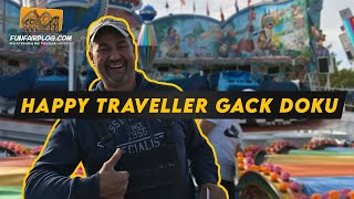 Happy Traveller Gack | Funfair Blog #105 [HD]