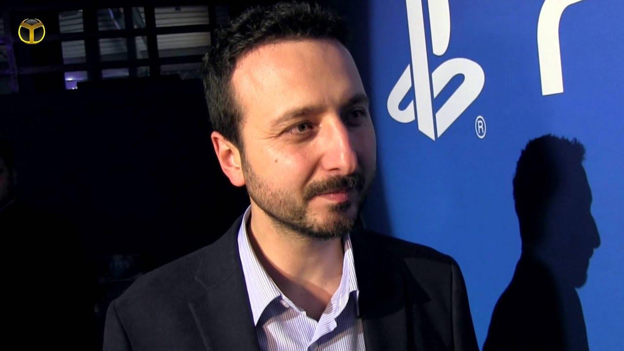 Mustafa Yiğit PS4'ü Anlattı - YouTube