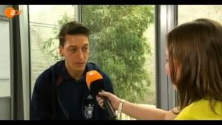 20130413-Mesut Özil-ZDF Interview
