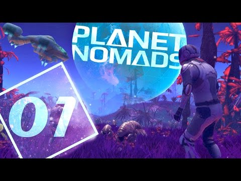 PLANET NOMADS 0.5.1: Episode 1 - Guide/Tips For Getting Started (Let's Play)
