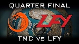 TNC vs LFY TI7 Quarter Final Highlights The International 2017 Dota 2