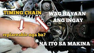 May katotohanan ba na ang timing chain ay nirereplace?