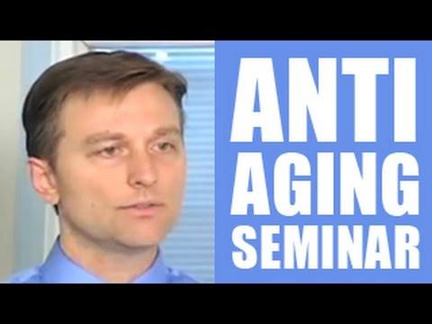 Dr. Berg's Anti-Aging Seminar