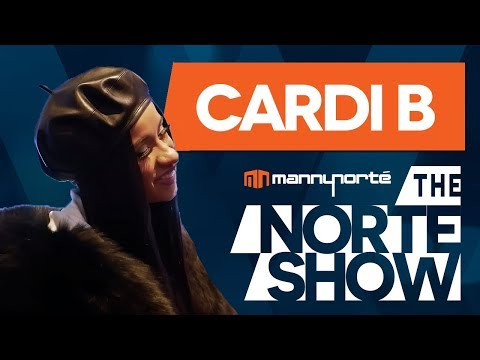 Cardi B Talks Nicki Minaj, Offset Relationship, Debut Album & More With Manny Norte