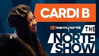 Cardi B Talks Nicki Minaj, Offset Relationship, Debut Album & More With Manny Norte