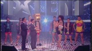 LMFAO Party Rock Anthem Sexy And I Know It Britains Got Talent