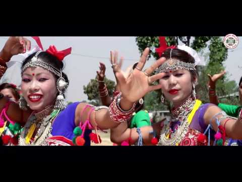 Mati kore Gaili - New Tharu lahachari video Songs
