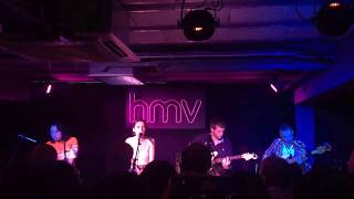 Wolf Alice Performing 34 Beautifully Unconventional 34 Live HMV363