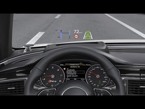 Wyświetlacze Head-Up Display (HUD) w samochodach
