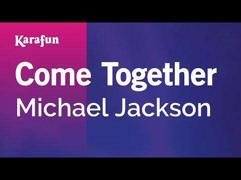 Karaoke Come Together - Michael Jackson *