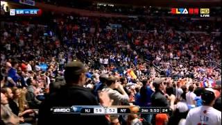 The Jeremy Lin Show Vs. New Jersey Nets (2/20/12)