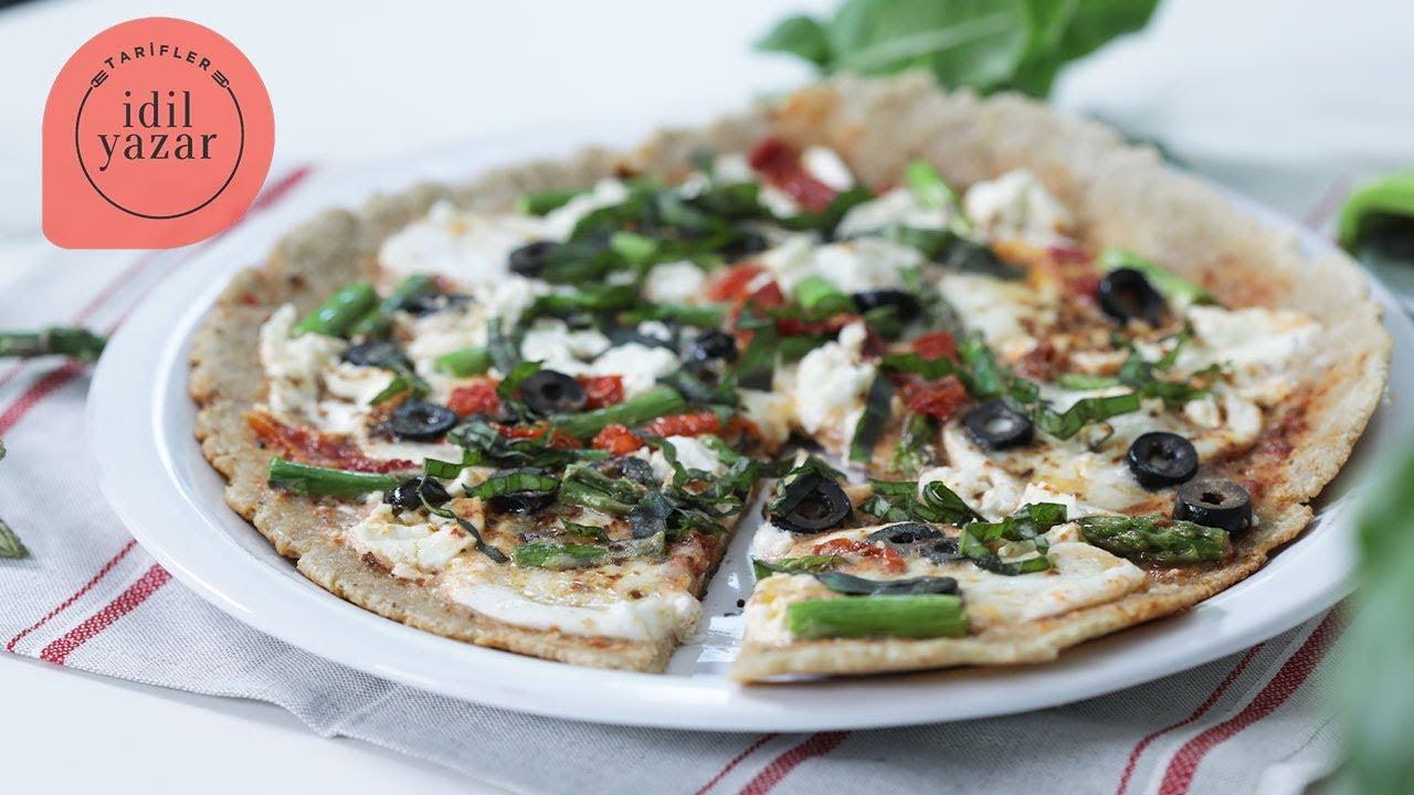 Tavada Pizza (Fırınsız