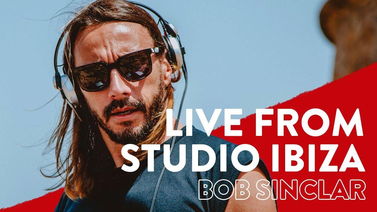 Bob Sinclar live from Studio Ibiza