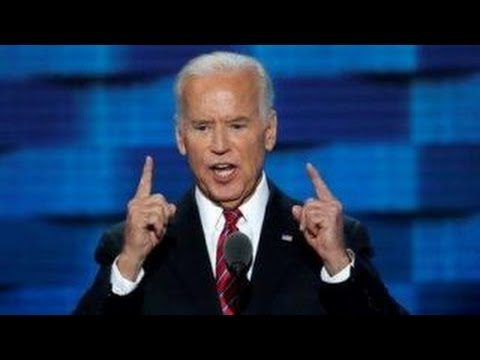 Full speech: Joe Biden at the Democratic National Convention
