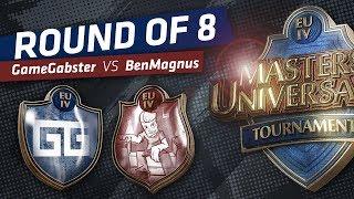EU4: Masters - GameGabster vs. BenjaminMagnusGames thumbnail