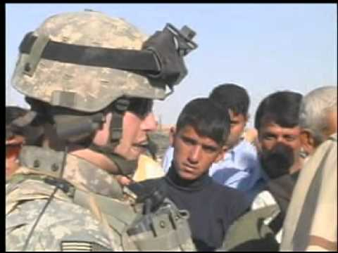 172nd Stryker Brigade in Iraq - IEDs and the Iraqi Police, 2005