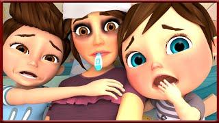Baby Shark Doo Doo Doo Doo Song | Sign Language For Kids | Kids Cartoon | Banana Cartoon | ASL