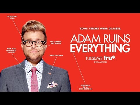 Adam Ruins Everything   Hayley Marie Norman Gets Existential After her TV Death