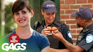 Cops Mistakenly Eat Weed Muffins