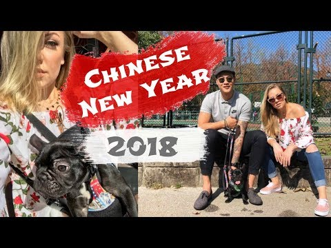 CHINESE NEW YEAR 2018 | 新年快樂 | TAIWAN | VLOG