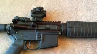Palmetto State Armory AR-15 Pistol with Shockwave Blade