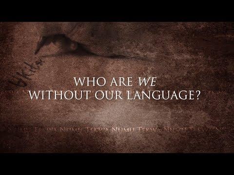 Comanche Language Revitalization PSA