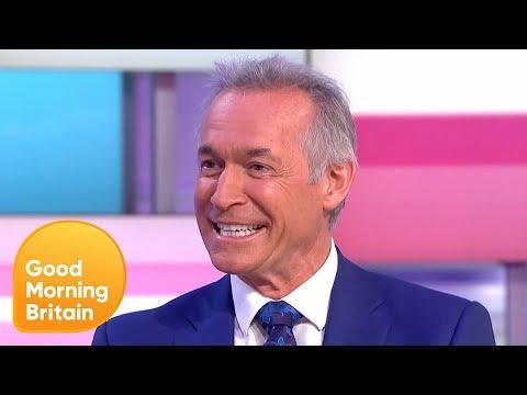 Dr Hilary Jones Celebrates 30 Years in Breakfast TV | Good Morning Britain