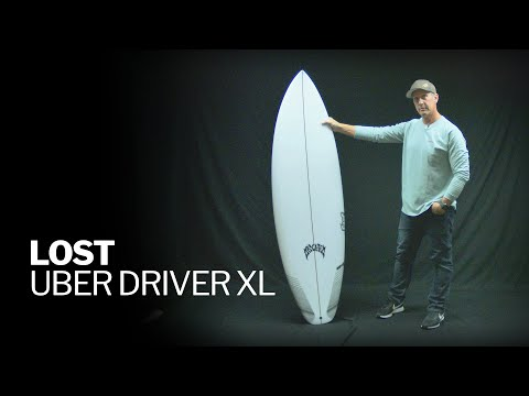 Lost Surfboards Uber Driver XL - FIRST LOOK