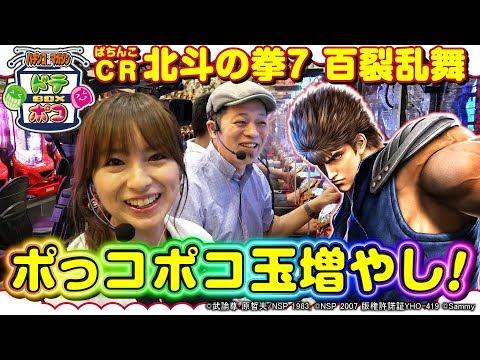 第18話・ドテポコBOX ~ ぱちんこCR 北斗の拳7 百裂乱舞 ~ (パチンコ/ドテチン&ポコ美)