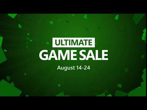 Официально: Завтра в Microsoft Store стартует тотальная летняя распродажа игр