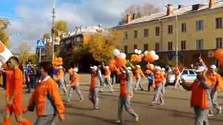 День города - Глазов 2015 - Парад предприятий