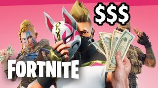 FORTNITE SUPERA IL MILIARDO - DarkAndross Game Show