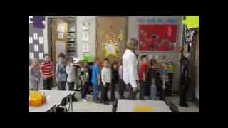 Classroom Transitions in Kindergarten