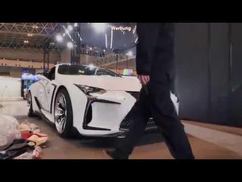 Tuning Lexus LC500
