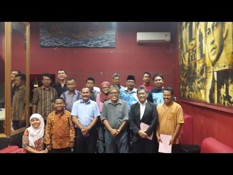 Pertemuan Forum Masyarakat Situbondo-Jakarta & Anggota DPR RI Dapil III Jatim