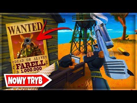 NOWY TRYB 'EL DORADO' - TRYB PLAC ZABAW - Fortnite Battle Royale