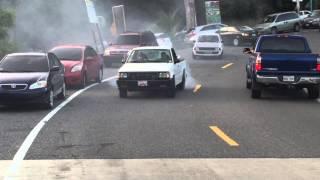 Rx7 turbo, Mazda B2000 13B turbo, Toyota Corolla turbo