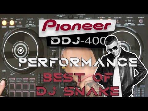 Pioneer DDJ 400 Performance Mix- Best DjSnake Songs (remixes) || Joseph G ||