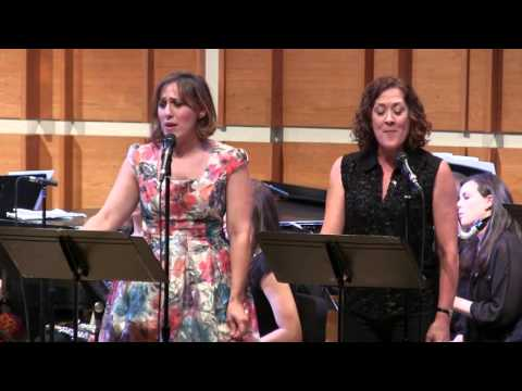 """Listen To Your Mother"" from THE FIREBIRD - Karen Ziemba and Farah Alvin 