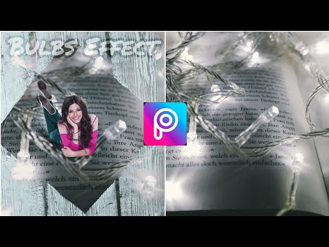Awesome classical lighting bulbs effect - Picsart photo editing tutorial 2019  Urbex Unit Creation thumbnail