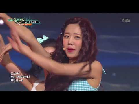 뮤직뱅크 Music Bank - A L R I G H T - 에이핑크(Apink).20180706