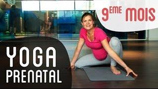 Yoga Prénatal 9ème mois de grossesse