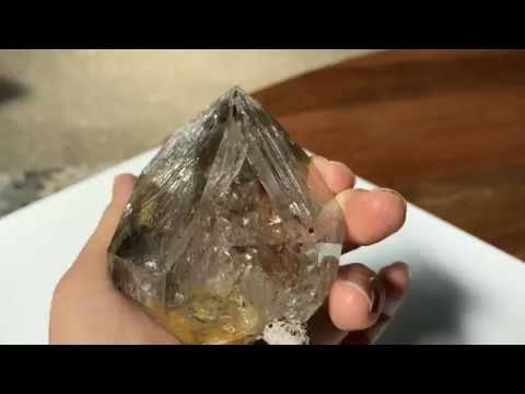 Herkimer Diamond Quartz Watch in HD